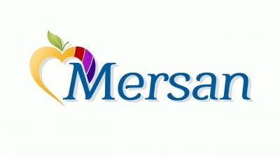 Logo and business card design for Mersan